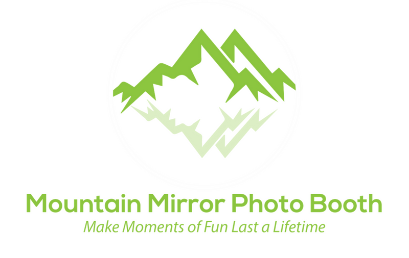 Mountain Mirror Photo Booth